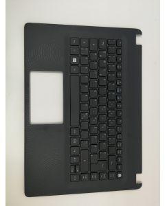 Acer Original LV4T_A50B 0G Tastatur inkl. Topcase DE, Schwarz, für Aspire Serie