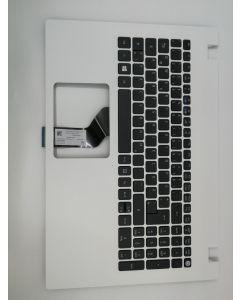 Acer Original LV5T_A50B Tastatur inkl. Topcase DE, Weiß, für Aspire Serie