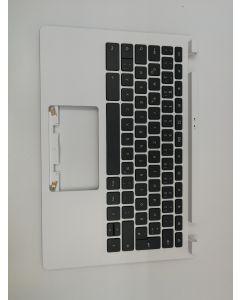 Acer Original NSK-RB0SQ Tastatur inkl. Topcase DE, S&W, für Aspire Serie