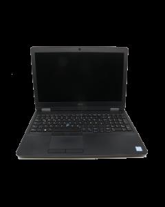 Dell Precision 3510 Core i7-6820HQ 2,70GHz. 512GB SSD 16GB RAM Win 10 Pro, QWERTZ