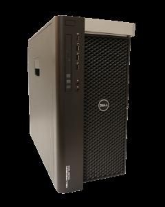 Dell Precision 7910 Tower, Intel Xeon 16x  2,30 GHz, 256 GB SSD, 256 GB RAM, Win 10 Pro #1
