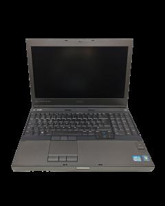 """Dell Precision M4600, 15,6"""" i7-2820QM 2,30GHz. 128 GB SSD 8 GB RAM Win 10 Pro"""