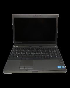 """Dell Precision M4600, 15,6"""" i7-2760QM 2,40GHz. 128 GB SSD 8 GB RAM Win 10 Pro #3"""