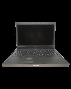 """Dell Precision M4700, i5-3340M 2,70GHz, 128 GB SSD, 8 GB RAM, 15,6"""" Windows 10 Pro #1"""