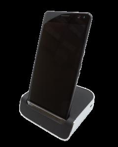 HP Elite x3 Smartphone, 64 GB, 4G LTE, 2560 x 1440, USB C, mit Ladestation