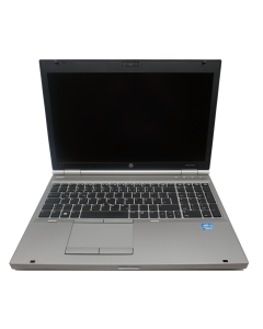 hp Elitebook 8570p i5 3 Gen, 4GB RAM, 256GB SSD, Win10 Pro #1