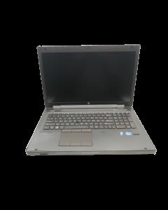 "hp Elitebook Workstation 8770w 17,3"" i5-3360M, 16GB RAM, 512GB SSD, Win10 QWERTY"