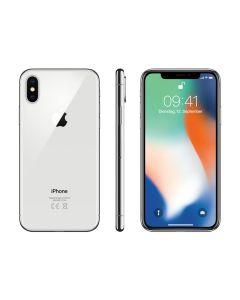 Apple iPhone X - 64GB - Silber (Ohne Simlock) A1901 Nicht Original Verpackt