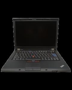 "Lenovo ThinkPad T410, Intel Core i5 M520, 2,40GHz, 4 GB RAM, 128 GB SSD, 14"" Win10 QWERTZ #1"