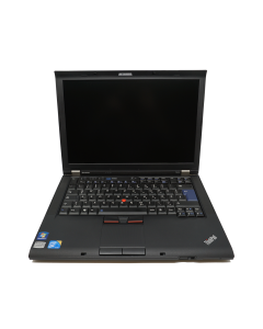 "Lenovo ThinkPad T410, Intel Core i5 M560, 2,66GHz, 4GB RAM, 256GB SSD, 14"" Win10 QWERTZ #1"