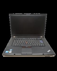 LENOVO ThinkPad T510, Intel i5 2,40GHz, 128GB SSD, 4 GB RAM, Windows 10 Pro #1