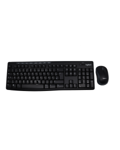 Logitech MK270 Wireless Maus Tastatur Set