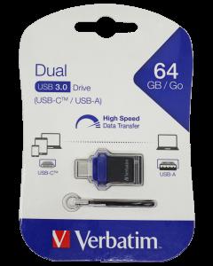 Verbatim 64GB USB 3.0 Stick