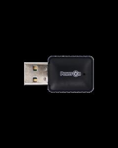 2 in 1 Wifi + Bluetooth USB Adapter